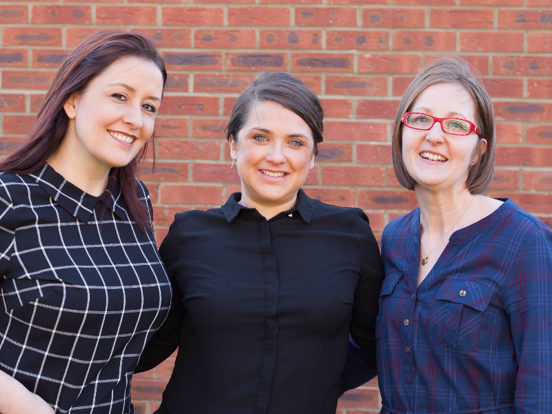 Female Trio Behind New Service to Make Welsh Businesses Sizzle